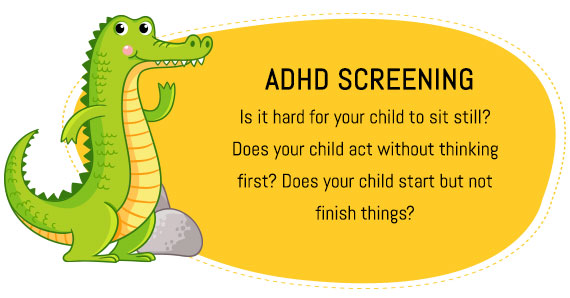 ADHD Screening - Welcome to Kidswood Pediatrics Located in Winter Park, FL