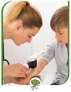 Allergy Test at Kidswood Pediatrics in Winter Park, FL