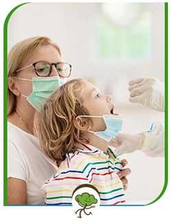 Covid Test at Kidswood Pediatrics in Winter Park, FL